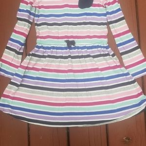 Gymboree Dresses - Gymboree Striped Dress, Size 5/6